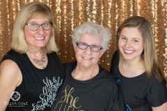 Self Love Beauty Family 3 generations