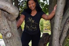 Self Love Beauty CMU Shoot Chantal Rusher