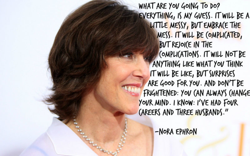 NORA-EPHRON-Self Love Beauty quotes