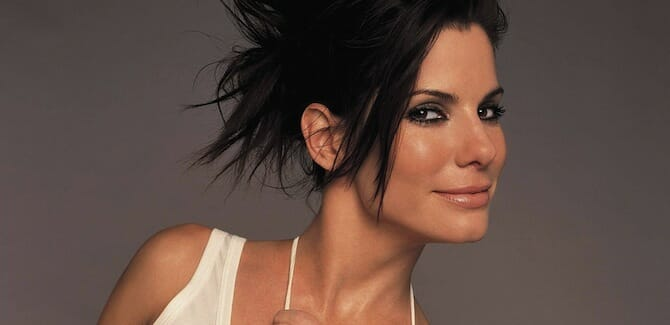 sandra Bullock Self love Beauty