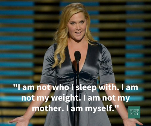 Amy Schumer Self Love Beauty
