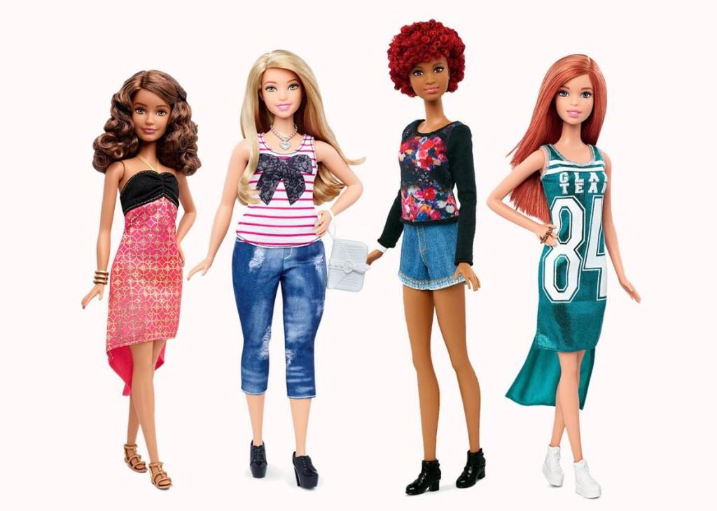 barbie self love beauty