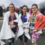 Running marathon self love beauty