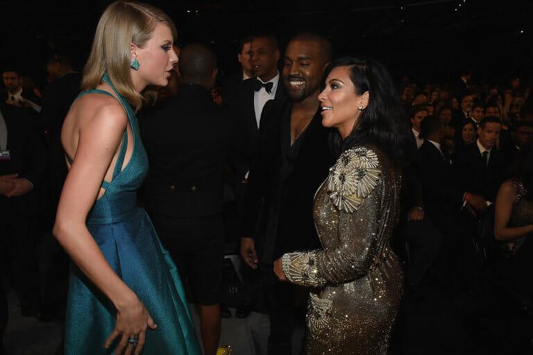 Kim West Self Love Beauty Taylor Swift