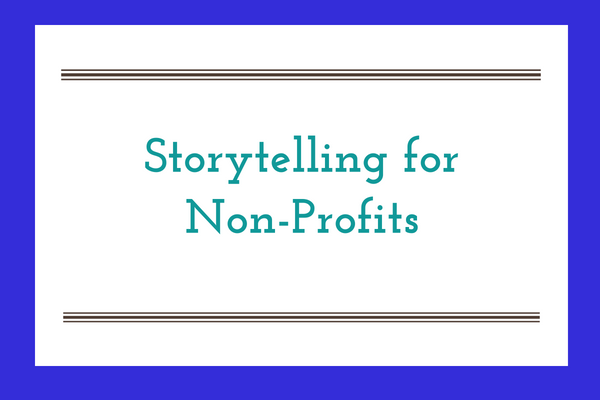 non profit story telling self love beauty