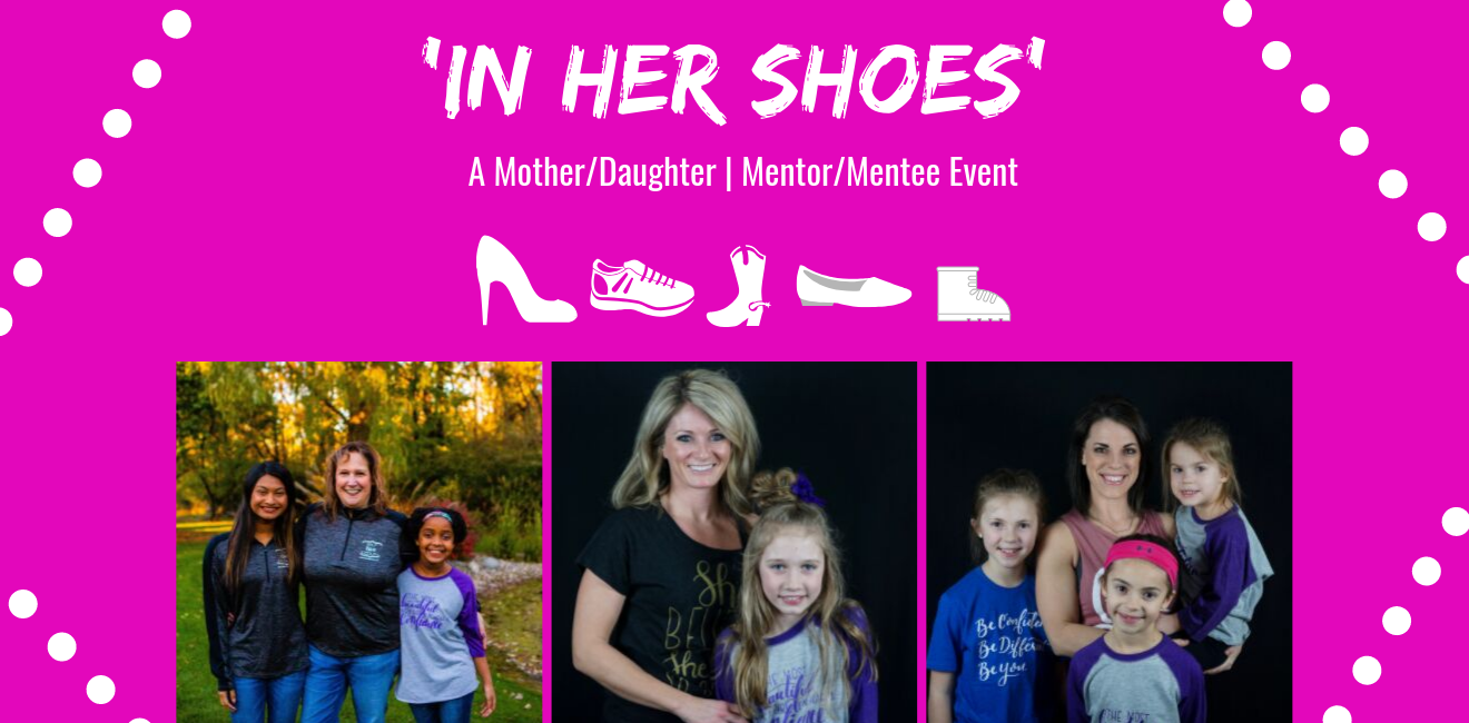 Self Love Beauty in her shoes event