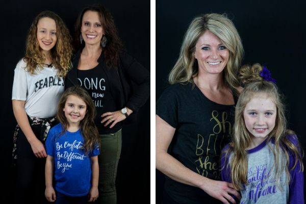 Self Love Beauty families
